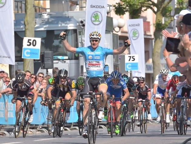 Andre Greipel win Luxembourg stage 3
