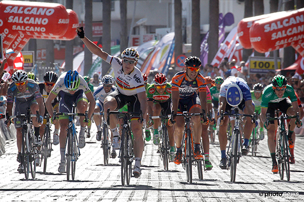 Andre Greipel wins Tour of Turkey stage 4