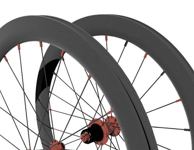 Lower spoke count wheels